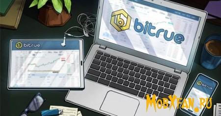 Bitrue - Cryptocurrency Wallet & Exchange